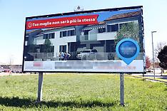 20170327 CARTELLONE PUBBLICITARIO SESSISTA VENDITA CASE COPPARO