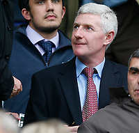 Photo: Steve Bond.<br /> Leicester City v Barnsley. Coca Cola Championship. 27/10/2007. Nigel Worthington in the Leicester crowd