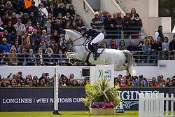 Kuipers Doron, NED, Charley<br /> Jumping International de La Baule 2019<br /> © Dirk Caremans<br /> Kuipers Doron, NED, Charley