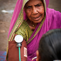 As the health of the general population in the CRHP project villages improves VHWs have more time to dedicate to diseases that are typical in the elderly like heart disease and diabetes.