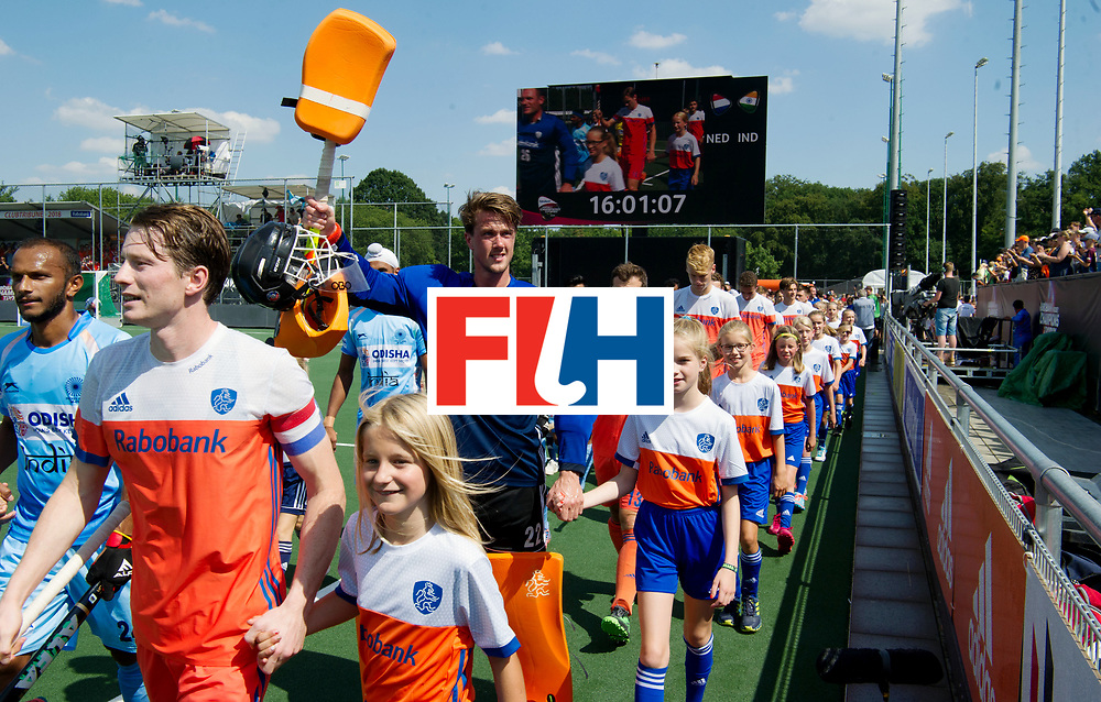 BREDA - Rabobank Hockey Champions Trophy<br /> The Netherlands - India<br /> Photo: Sam van der Ven.<br /> COPYRIGHT WORLDSPORTPICS FRANK UIJLENBROEK