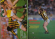 All Ireland Senior Hurling Championship Final, .06.09.1987, 09.06.1987, 6th September 1987, .Kilkenny v Galway, .Galway 1-12, Kilkenny 0-9,.06091987AISHCF, .Senior Kilkenny v Galway,.Minor Tipperary v Offaly,  ..Joe Hennessy,