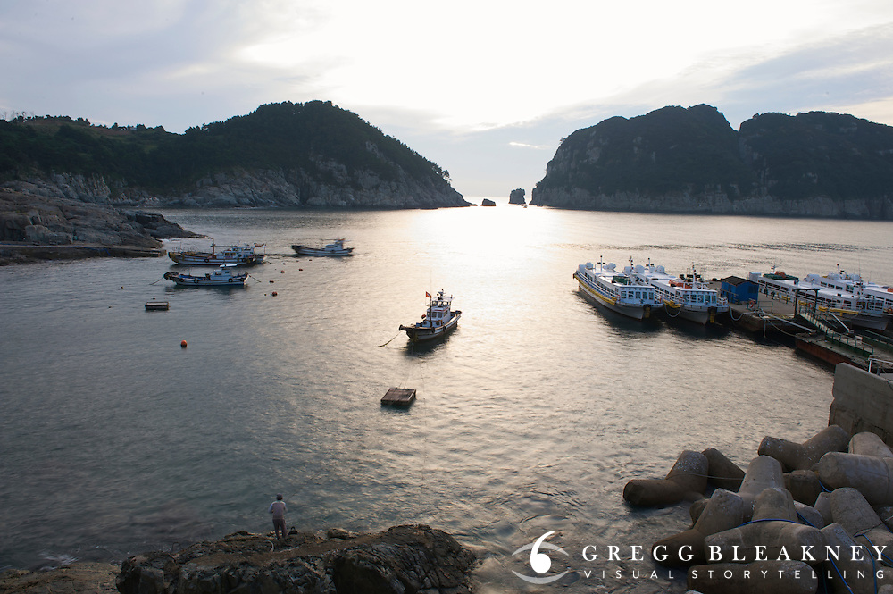 Sunrise - Geoje Island - South Korea