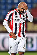 Onderwerp/Subject: Willem II - Eredivisie<br /> Reklame:  <br /> Club/Team/Country: <br /> Seizoen/Season: 2014/2015<br /> FOTO/PHOTO: Samuel ARMENTEROS of Willem II dejected. (Photo by PICS UNITED)<br /> <br /> Trefwoorden/Keywords: <br /> #03 #09 $64 &plusmn;1401974349562<br /> Photo- &amp; Copyrights &copy; PICS UNITED <br /> P.O. Box 7164 - 5605 BE  EINDHOVEN (THE NETHERLANDS) <br /> Phone +31 (0)40 296 28 00 <br /> Fax +31 (0) 40 248 47 43 <br /> http://www.pics-united.com <br /> e-mail : sales@pics-united.com (If you would like to raise any issues regarding any aspects of products / service of PICS UNITED) or <br /> e-mail : sales@pics-united.com   <br /> <br /> ATTENTIE: <br /> Publicatie ook bij aanbieding door derden is slechts toegestaan na verkregen toestemming van Pics United. <br /> VOLLEDIGE NAAMSVERMELDING IS VERPLICHT! (&copy; PICS UNITED/Naam Fotograaf, zie veld 4 van de bestandsinfo 'credits') <br /> ATTENTION:  <br /> &copy; Pics United. Reproduction/publication of this photo by any parties is only permitted after authorisation is sought and obtained from  PICS UNITED- THE NETHERLANDS