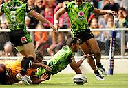 Dunedin-Rugby League, Warriors V Broncos 23 February 2014
