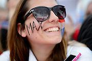 July 21-24, 2016 - Hungarian GP, Max Verstappen fan