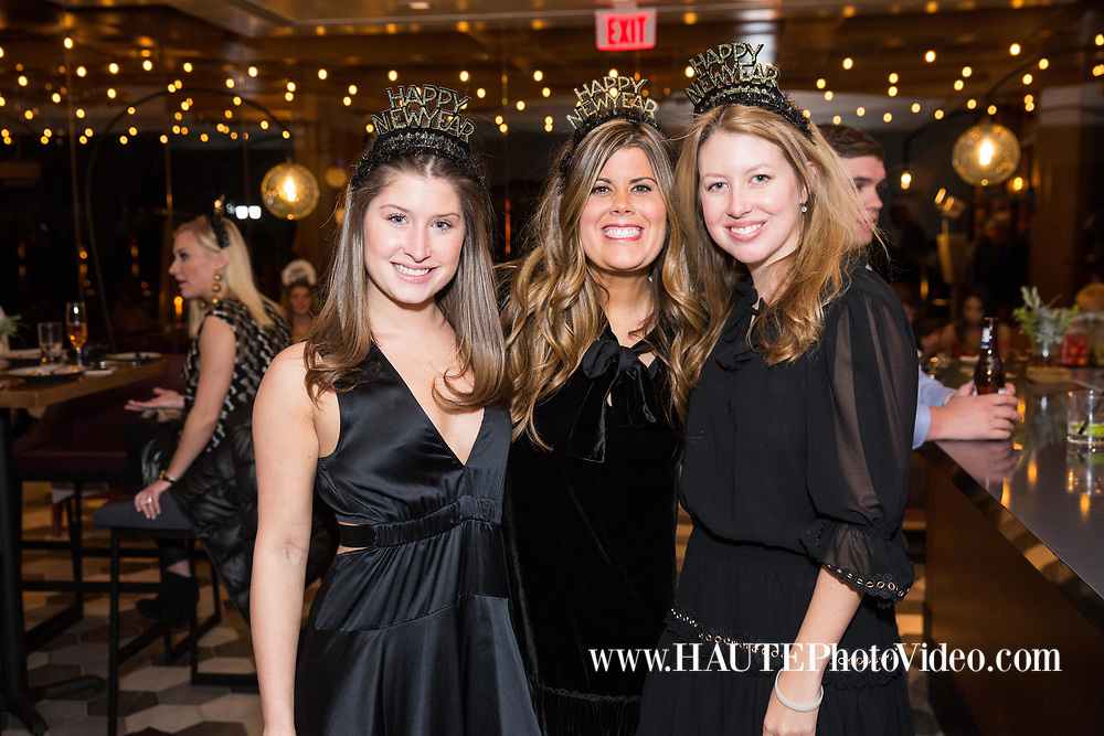 New Years Eve at Mowry and Cotton