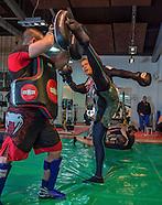 Ruan Potts Training