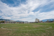 The Fort Missoula soccer field where Diren Dede, a 17-year-old German exchange student who was shot and killed by a neighbor, played.