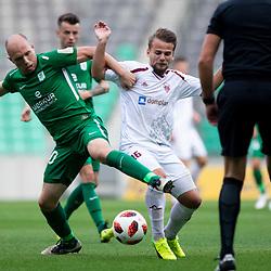 20180920: SLO, Football - Slovenia Cup 2018/19, NK Olimpija Ljubljana vs NK Triglav Kranj