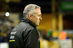 Wolverhampton Wanderers manager Paul Lambert - Mandatory by-line: Dougie Allward/JMP - 14/01/2017 - FOOTBALL - Molineux - Wolverhampton, England - Wolverhampton Wanderers v Aston Villa - Sky Bet Championship