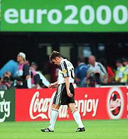 Fotball<br /> EM 2000 - Euro 2000<br /> Foto: Witters/Digitalsport<br /> NORWAY ONLY<br /> <br /> Lothar MATTHÄUS<br /> Portugal - Tyskland 3:0