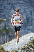 Robbie Simpson am 21. Jungfrau-Marathon 2013