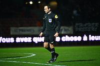 Thomas LEONARD - 23.01.2015 - Creteil / Laval - 21eme journee de Ligue 2<br /> Photo : Dave Winter / Icon Sport