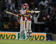 IPL Match 29 Kings XI Punjab v Pune Warriors India