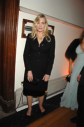 DARYL HANNAH at the 2nd Fortune Forum Summit and Gala Dinner held at the Royal Courts of Justice, The Strand, London on 30th November 2007.<br />