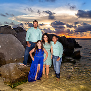 Mendez Family Beach Photos