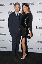 Odette Annable and Dave Annable bei der 2016 Entertainment Weekly Pre Emmy Party in Los Angeles / 160916<br /> <br /> ***2016 Entertainment Weekly Pre-Emmy Party in Los Angeles, California on September 16, 2016***
