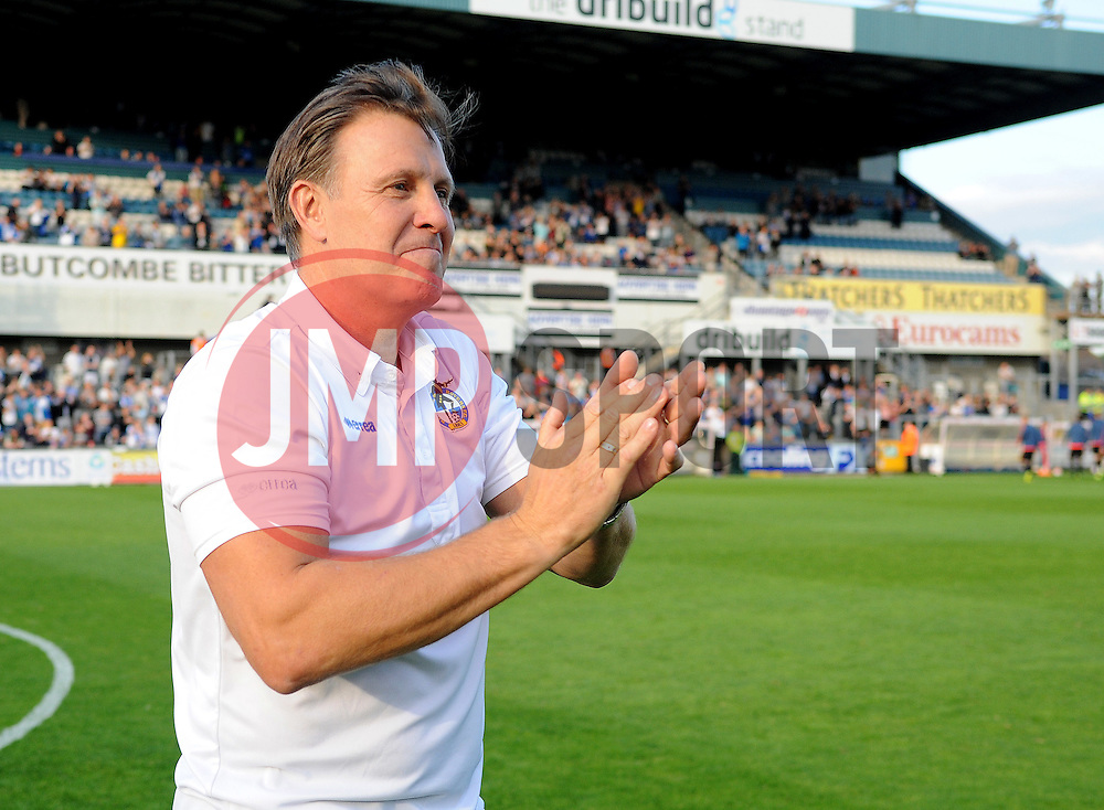 Bristol Rovers Phil Kite - Mandatory by-line: Neil Brookman/JMP - 07966386802 - 31/07/2015 - SPORT - FOOTBALL - Bristol,England - Memorial Stadium - Bristol Rovers v West Brom - Pre-Season Friendly