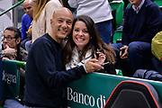 DESCRIZIONE : Dinamo Banco di Sardegna Sassari All Stars Legends Night<br /> GIOCATORE : Stefano Sardara Rosemarie Diener<br /> CATEGORIA : Fair Play Before Pregame Ritratto<br /> SQUADRA : Dinamo Banco di Sardegna Sassari<br /> EVENTO : Dinamo Banco di Sardegna Sassari All Stars Legends Night<br /> GARA : Dinamo Banco di Sardegna Sassari - Alba Berlino Veterans<br /> DATA : 14/05/2016<br /> SPORT : Pallacanestro <br /> AUTORE : Agenzia Ciamillo-Castoria/L.Canu