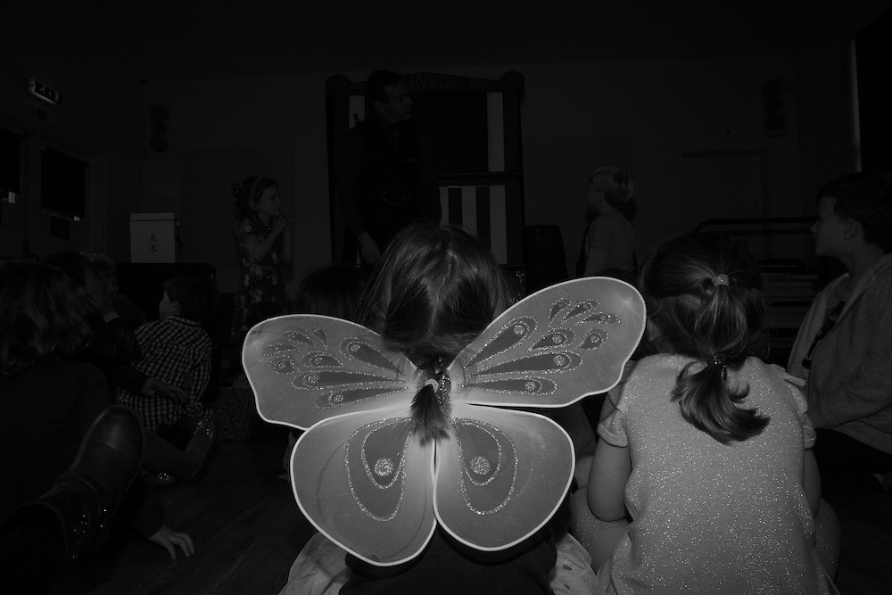 Lola Rose wears Fairy Wings at a party in Berkhamsted, England Sunday, March 8, 2015 (Elizabeth Dalziel) #thesecretlifeofmothers #bringinguptheboys #dailylife