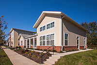 The Homes at Thackston Park in York PA Exterior image by Jeffrey Sauers of Commercial Photographics
