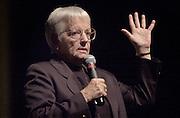 15200Jane Elliot Speaking at Memorial Auditorium