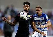 Reading v Aston Villa - 15 August 2017