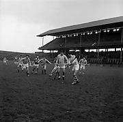 27/03/1966<br /> 03/27/1966<br /> 27 March 1966<br /> National Hurling League, Division II: Antrim v Kerry at Croke Park, Dublin.