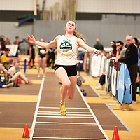 Ashlyn Mooney, Saskatchewan, 2019 U SPORTS Track and Field Championships on Thu Mar 07 at James Daly Fieldhouse. Credit: Arthur Ward/Arthur Images