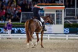 WERTH Isabell (GER), BELLA ROSE 2<br /> Rotterdam - Europameisterschaft Dressur, Springen und Para-Dressur 2019<br /> Longines FEI Dressage European Championship <br /> Grand Prix Special<br /> 22. August 2019<br /> © www.sportfotos-lafrentz.de/Stefan Lafrentz