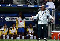 "International Women's Friendly Matchs 2018 / <br /> France v Brazil 3-1 ( Allianz Riviera Stadium - Nice,France ) - <br /> Oswaldo Alvarez "" Vadao "" - DT of Brazil"