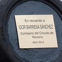 CIRCUITO DE LOS ARCOS,NAVARRA,SPAIN.COPA CLIO