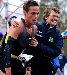 25-11-2012 ATLETIEK: NK CROSS WARANDELOOP: TILBURG<br /> Jesper Van der Wielen (U23)<br /> ©2012-FotoHoogendoorn.nl