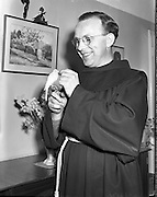 03/04/1958 <br /> 04/03/1958<br /> 03 April 1958<br /> <br /> Fr Lucius (Order of Friars Minor) Special for Mrs McClean and Family, Terenure