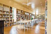 Newbern Library Interior