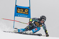 HECTOR Sara of Sweden competes during  the 6th Ladies'  GiantSlalom at 55th Golden Fox - Maribor of Audi FIS Ski World Cup 2018/19, on February 1, 2019 in Pohorje, Maribor, Slovenia. Photo by Matic Ritonja / Sportida