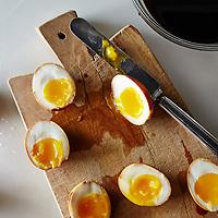 Genius Soy Sauce Eggs