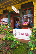 As Hawi Turns Gallery, Hawi, The Big Island, Hawaii USA