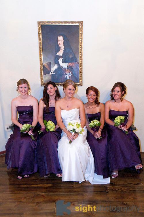 Wedding of Mike Hoffman and Kara Bush.Photo by Bryan Rinnert/3Sight Photography