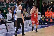 DESCRIZIONE : Sassari LegaBasket Serie A 2015-2016 Dinamo Banco di Sardegna Sassari - Giorgio Tesi Group Pistoia<br /> GIOCATORE : Ariel Filloy<br /> CATEGORIA : Ritratto Proteste<br /> SQUADRA : Giorgio Tesi Group Pistoia<br /> EVENTO : LegaBasket Serie A 2015-2016<br /> GARA : Dinamo Banco di Sardegna Sassari - Giorgio Tesi Group Pistoia<br /> DATA : 27/12/2015<br /> SPORT : Pallacanestro<br /> AUTORE : Agenzia Ciamillo-Castoria/L.Canu