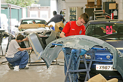 Car repair and body shop UK