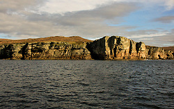 Boat trip `around the Isle of Skye