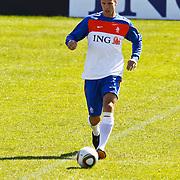 NLD/Katwijk/20100831 - Training Nederlands Elftal kwalificatie EK 2012, Ron Vlaar