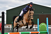 Class 06 - Newcomers Pony Open - 100cm