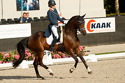 Rockx Thalia, NED, Gerda Nova de la Fazenda<br /> Nederlands Kampioenschap Dressuur <br /> Ermelo 2018<br /> © Hippo Foto - Dirk Caremans<br /> 28/07/2018