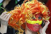 ©Jonathan Moscrop - LaPresse<br /> 11 07 2010 Johannesburg ( Sud Africa )<br /> Sport Calcio<br /> Olanda vs Spagna - Finale Mondiali di calcio Sud Africa 2010 - Soccer City<br /> Nella foto: tifosi allo stadio<br /> <br /> ©Jonathan Moscrop - LaPresse<br /> 11 07 2010 Johannesburg ( South Africa )<br /> Sport Soccer<br /> Holland versus Spain - FIFA 2010 World Cup Final South Africa - Soccer City Stadium<br /> In the Photo: fans pictured at the stadium