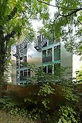 M6 - Gestern und Heute, Graz.Architektur: Giencke & Company