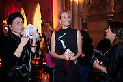 NADJA SWAROVSKI , British Fashion awards 2009. Supported by Swarovski. Celebrating 25 Years of British Fashion. Royal Courts of Justice. London. 9 December 2009