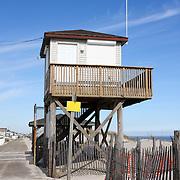 Lifeguard lookout, Lavalette, NJ